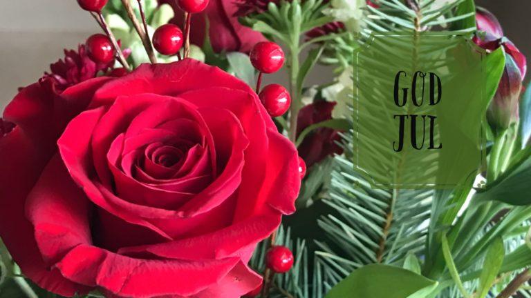 God Jul, Merry Christmas