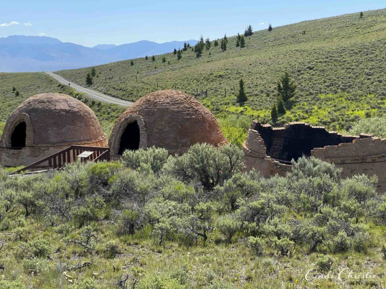Charcoal kilns in Idaho